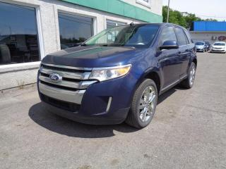 Used 2011 Ford Edge Limited 4 portes, traction intégrale for sale in St-Jérôme, QC
