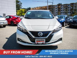 Used 2018 Nissan Leaf SL for sale in Port Moody, BC