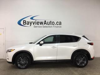 Used 2019 Mazda CX-5 GS - AWD! HTD SEATS! SUNROOF! ALLOYS! + MUCH MORE! for sale in Belleville, ON
