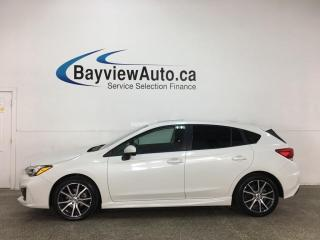 Used 2019 Subaru Impreza Sport - AWD! AUTO! HTD SEATS! SUNROOF! ADAPTIVE CRUISE! + MORE! for sale in Belleville, ON