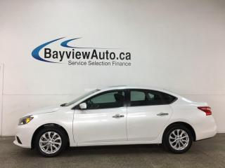 Used 2019 Nissan Sentra 1.8 SV - AUTO! ALLOYS! SUNROOF! PWR GROUP! for sale in Belleville, ON