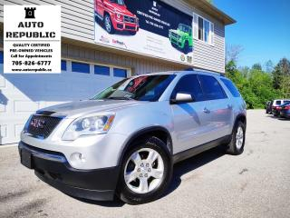 Used 2012 GMC Acadia SLE1 for sale in Orillia, ON