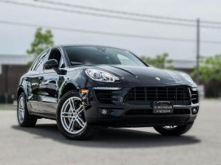 Used 2017 Porsche Macan S | NAV | BACK UP | LOADED | CLEAN CARFAX for sale in Toronto, ON