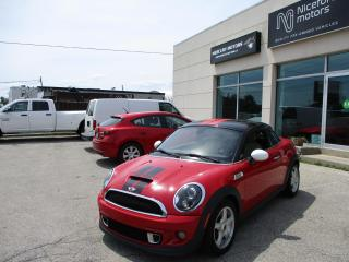 Used 2012 MINI Cooper Coupe S for sale in Oakville, ON