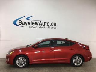 Used 2020 Hyundai Elantra Preferred w/Sun & Safety Package - AUTO! ALLOYS! SUNROOF! PWR GROUP! for sale in Belleville, ON