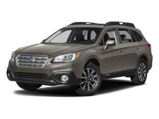 Used 2017 Subaru Outback 5dr Wgn CVT 2.5i Limited for sale in Gatineau, QC