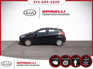 Used 2015 Ford Fiesta S MANUELLE for sale in Montréal, QC
