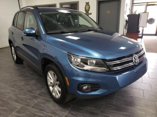Used 2017 Volkswagen Tiguan 4Motion Wolfsburg Edition for sale in Châteauguay, QC