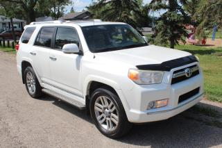 Used 2010 Toyota 4Runner SR5 V6 LEATHER SUNROOF AWD for sale in Regina, SK
