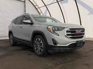 Used 2020 GMC Terrain SLT DUAL PANE SUNROOF, POWER LIFTGATE, BOSE AUDIO, NAVIGATION for sale in Ottawa, ON