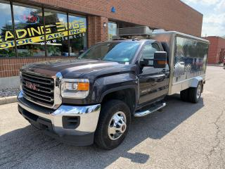 Used 2015 GMC Sierra 3500 HD Chassis SLE Canteen Truck for sale in Woodbridge, ON