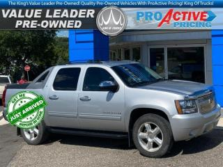 Used 2010 Chevrolet Avalanche LT | 5.3L V8 | Cloth Buckets | 20