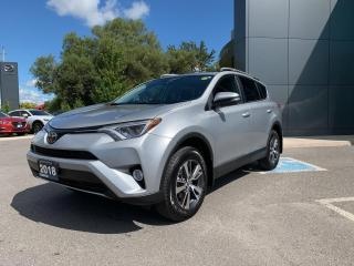 Used 2018 Toyota RAV4 XLE for sale in Cobourg, ON