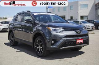 Used 2018 Toyota RAV4 se for sale in Hamilton, ON