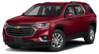 New 2020 Chevrolet Traverse 3LT for sale in Tillsonburg, ON