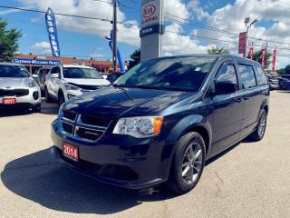 Used 2014 Dodge Grand Caravan SE/SXT SXT|Stow&go|Navi|LOW KM|1 OWNER|NO ACCIDENT| for sale in North York, ON