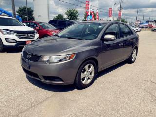 Used 2010 Kia Forte 4dr Sdn Auto EX w-Sunroof/heated seats/Bluetooth for sale in North York, ON
