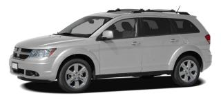 Used 2010 Dodge Journey SE *AS-IS NOT CERTIFIED* for sale in Midland, ON