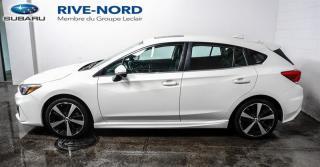 Used 2018 Subaru Impreza Sport-tech NAVI+CUIR+TOIT.OUVRANT for sale in Boisbriand, QC
