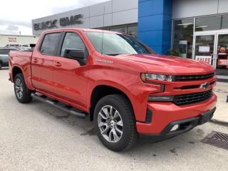 New 2020 Chevrolet Silverado 1500 RST for sale in Listowel, ON