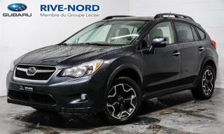 Used 2014 Subaru XV Crosstrek Limited NAVI+CUIR+TOIT.OUVRANT for sale in Boisbriand, QC