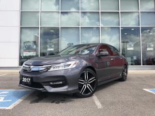 Used 2017 Honda Accord Touring V6 for sale in Whitchurch-Stouffville, ON