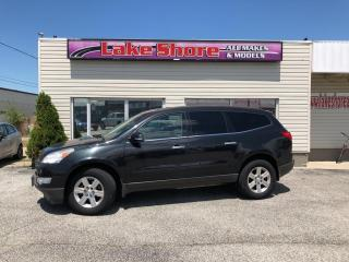Used 2010 Chevrolet Traverse 2LT Leather for sale in Tilbury, ON