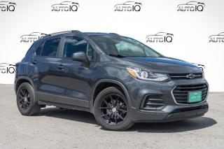 Used 2017 Chevrolet Trax LT for sale in Barrie, ON