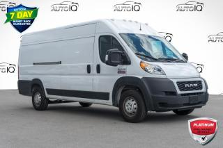 Used 2020 RAM 3500 ProMaster High Roof LOW KM PREVIOUS DAILY RENTAL for sale in Innisfil, ON
