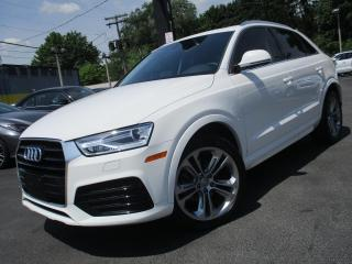 Used 2018 Audi Q3 2.0 PROGRESSIV|QUATTRO|NAVIGATION|23KM|BACK-UPCAM for sale in Burlington, ON