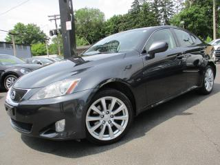 Used 2006 Lexus IS 250 IS 250 AWD|LOW KMS 79,000KMS O N L Y|AUTOMATIC !!! for sale in Burlington, ON