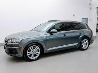 Used 2017 Audi Q7 TECHNIK/S LINE/BANG&OLUFSEN/DYNAMIC RIDE/SOFT CLOSING DOORS! for sale in Toronto, ON