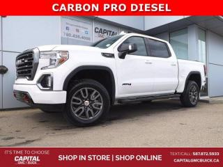 New 2020 GMC Sierra 1500 Crew Cab AT4 for sale in Edmonton, AB