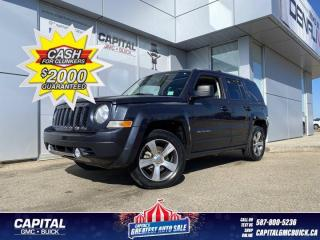 Used 2016 Jeep Patriot High Altitude 4WD SUNROOF HEATED LEATHER for sale in Edmonton, AB