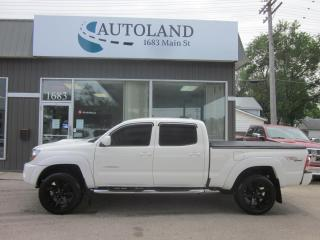 Used 2009 Toyota Tacoma for sale in Winnipeg, MB