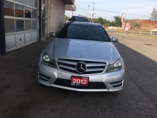 Used 2012 Mercedes-Benz C-Class C 250 for sale in Etobicoke, ON