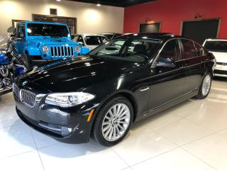Used 2013 BMW 5 Series 535i xDrive for sale in Thornhill, ON
