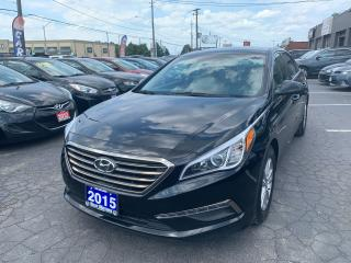 Used 2015 Hyundai Sonata 2.4L GL for sale in Hamilton, ON