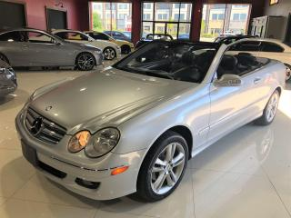 Used 2007 Mercedes-Benz CLK350 CLK 350 * Convertible for sale in Thornhill, ON