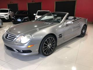 Used 2006 Mercedes-Benz SL-Class SL 55 AMG   Roadster for sale in Thornhill, ON