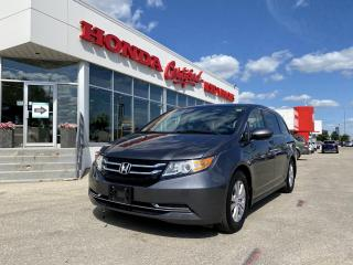 Used 2017 Honda Odyssey EX   BLUETOOTH   LOCAL LEASE for sale in Winnipeg, MB