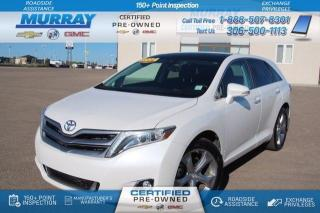 Used 2014 Toyota Venza base for sale in Moose Jaw, SK