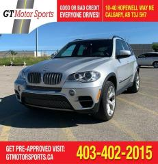Used 2012 BMW X5 35D for sale in Calgary, AB