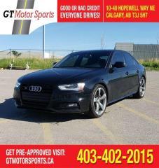 Used 2015 Audi S4 TECHNIK PLUS for sale in Calgary, AB