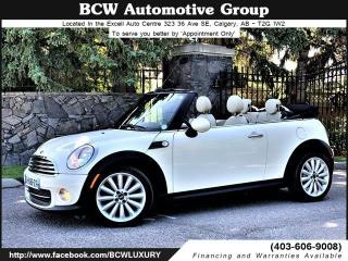 Used 2012 MINI Cooper CONVERTIBLE Chrome Line for sale in Calgary, AB