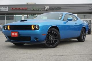 Used 2019 Dodge Challenger GT | AWD | BLACKTOP | SUNROOF | NAVIGATION for sale in Listowel, ON