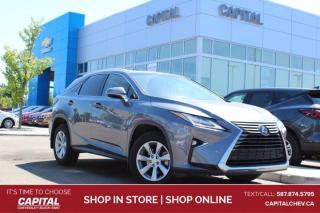 Used 2017 Lexus RX 350 4DR FWD AT for sale in Calgary, AB