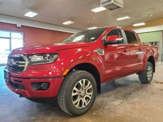 New 2020 Ford Ranger LARIAT for sale in Pincher Creek, AB