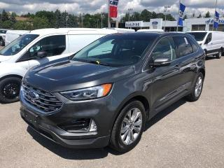 Used 2019 Ford Edge Titanium for sale in Aurora, ON