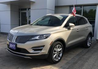 Used 2017 Lincoln MKC Select for sale in Brockville, ON